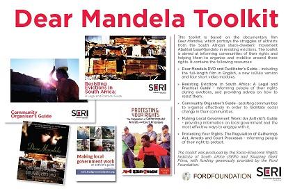 Dear Mandela Toolkit