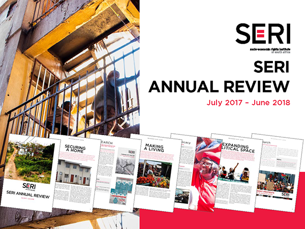 SERI Annual Review 2018 Social Media image